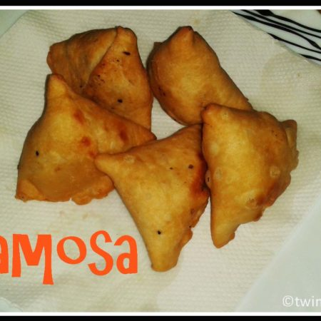 Hot Fried Samosa