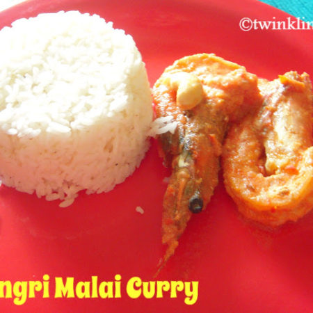 Product Review – Chingri Malai Curry with Hudson Canola Oil