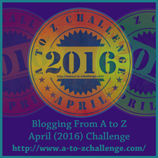 #ATOZCHALLENGE 2016 – Theme Reveal – Healthy Eating