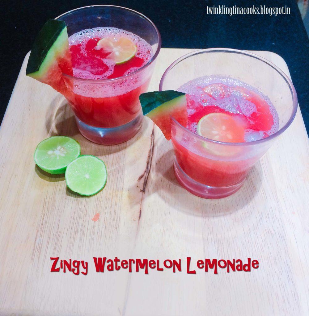 watermelon lemonade, summer drink, healthy drink, sugar free drink