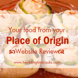 #NoRecipePost – Your food from your Place of Origin