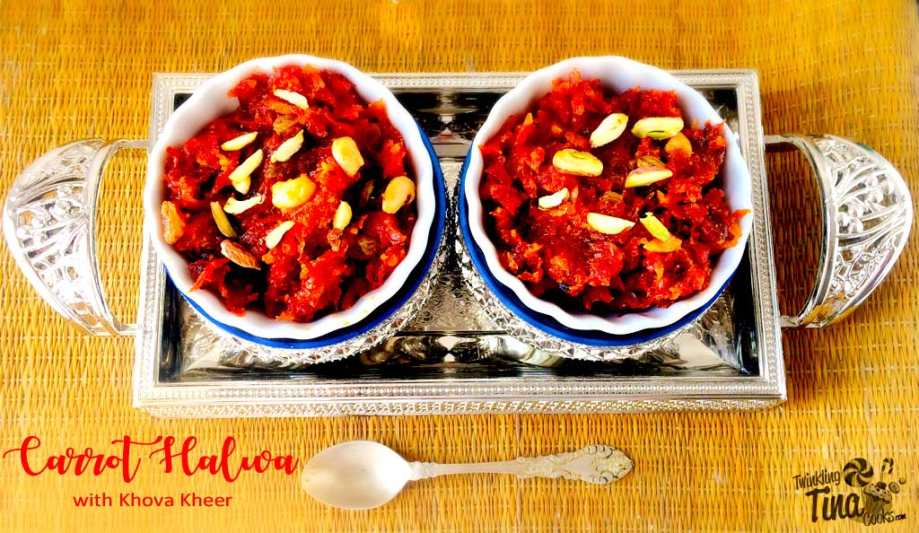 how to make carrot halwa easy indian dessert