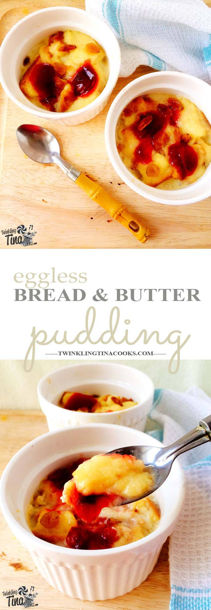 eggless-bread-and-butter-pudding-easy-vegan-dessert-recipe-pinr