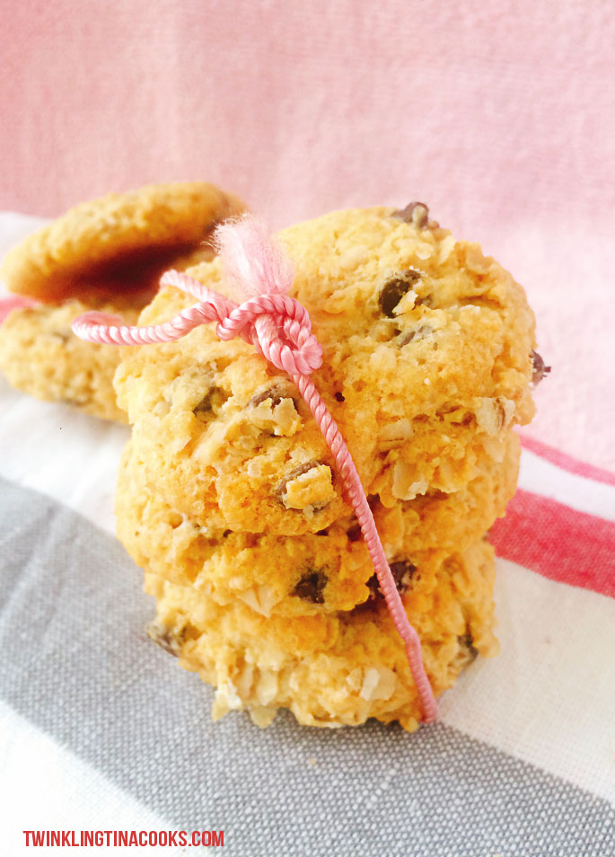 eggless-oats-chocolatechip-cookie-recipe