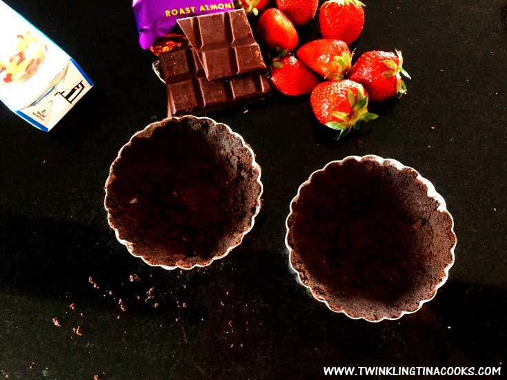 no-bake-chocolate-tart-recipe-step-by-step-photos