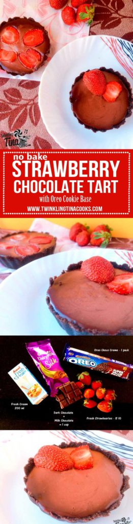 no-bake-chocolate-tart-recipe-with-strawberry-oreo-crust-pin