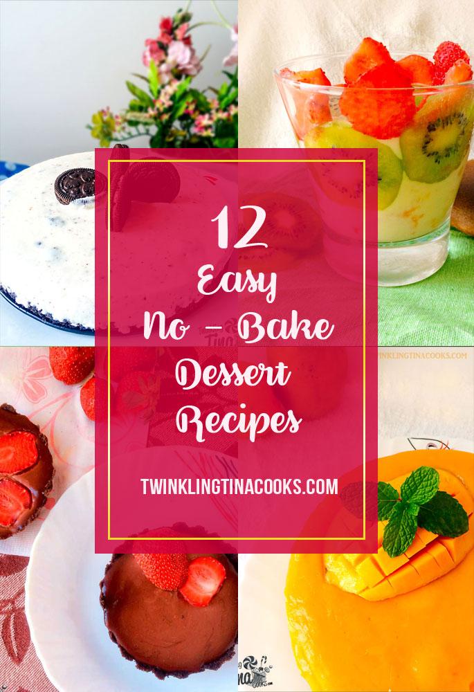 no-bake-dessert-recipes-easy