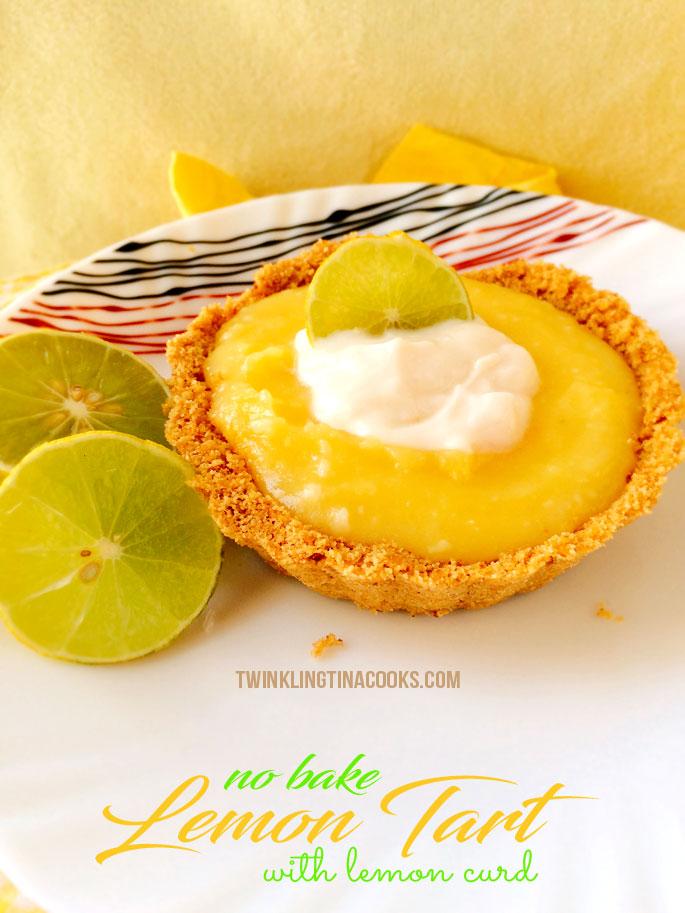 no-bake-lemon-tart-lemon-curd-dessert-recipe