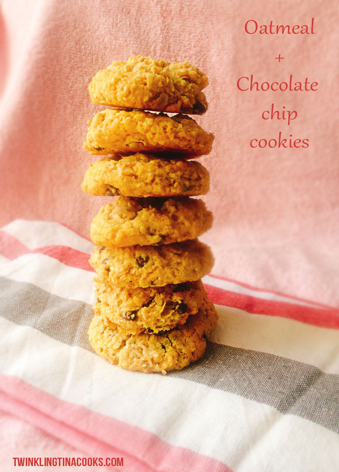 oats-chocolate-chip-cookies-recipe