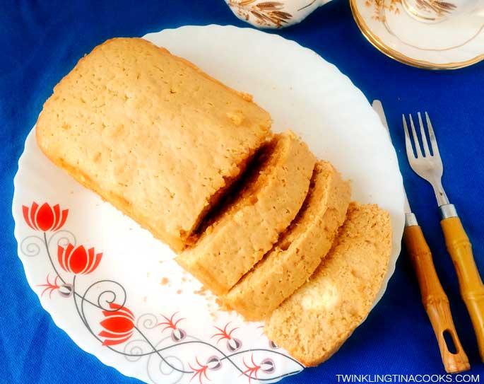 tea-flavored-dessert-cake