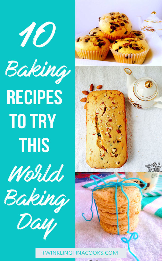 baking recipes for world baking day