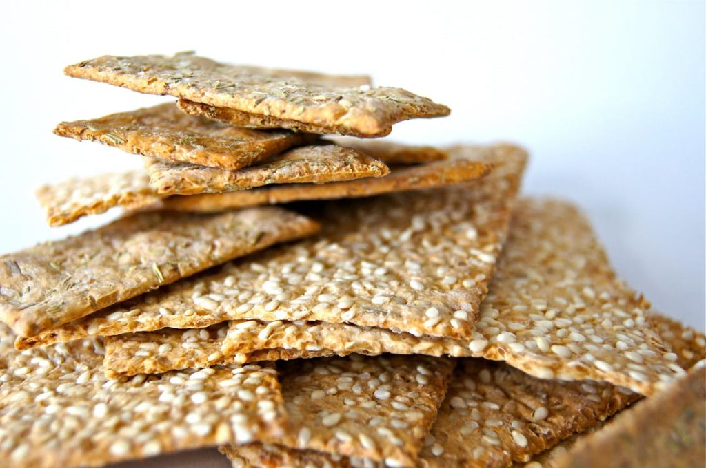 best foods for hangover cure crackers