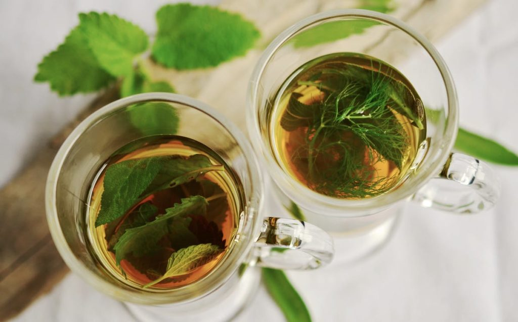 best foods for hangover cure green tea