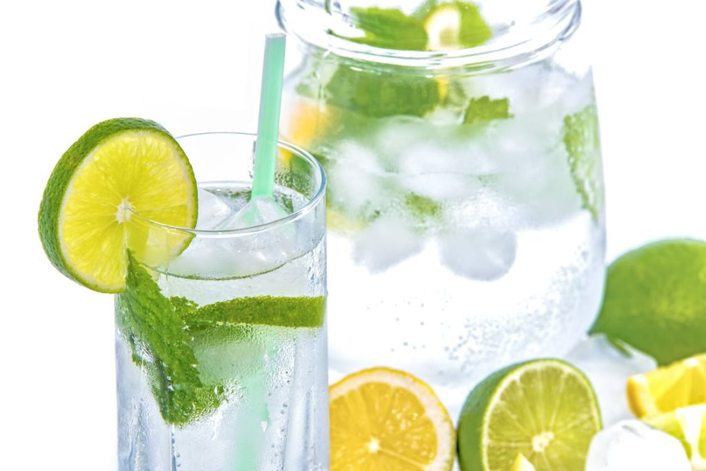best foods for hangover cure lemon water