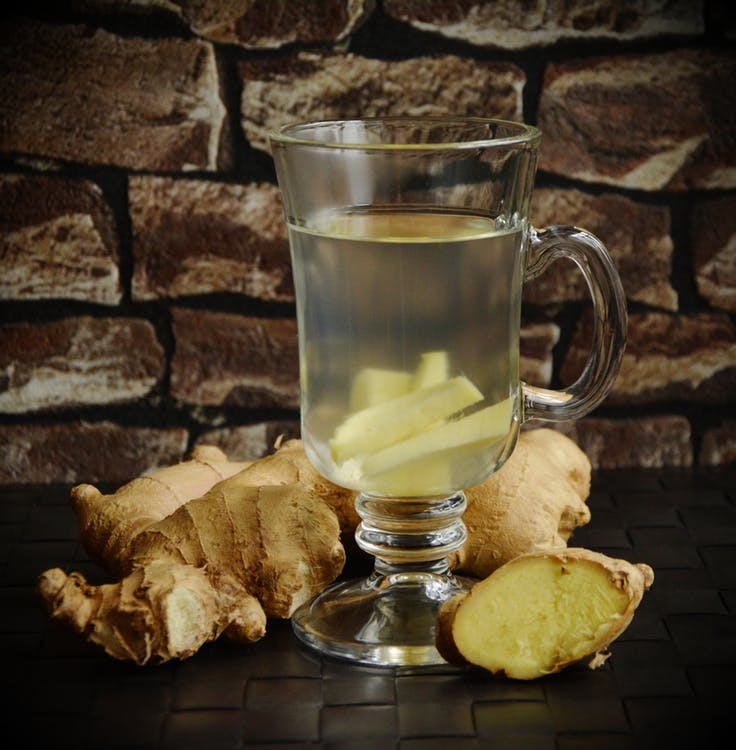 best foods for hangover cure ginger