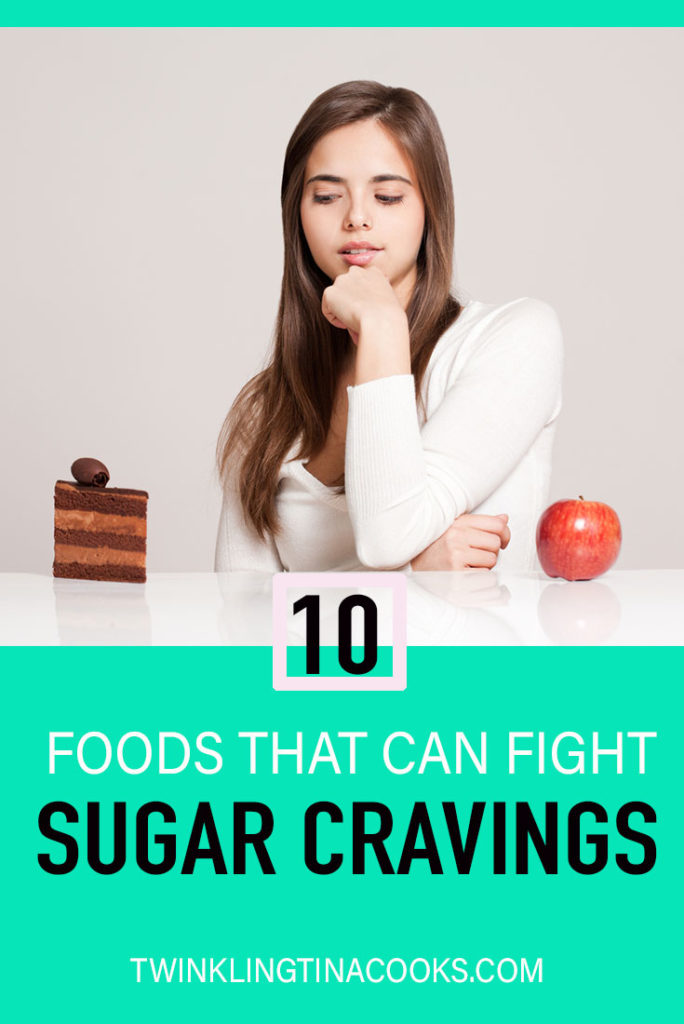 foods that fight sugar cravings