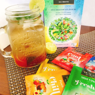 Product Review – TE-A-ME Ice Brews – Sugar Free Ice Tea Blends
