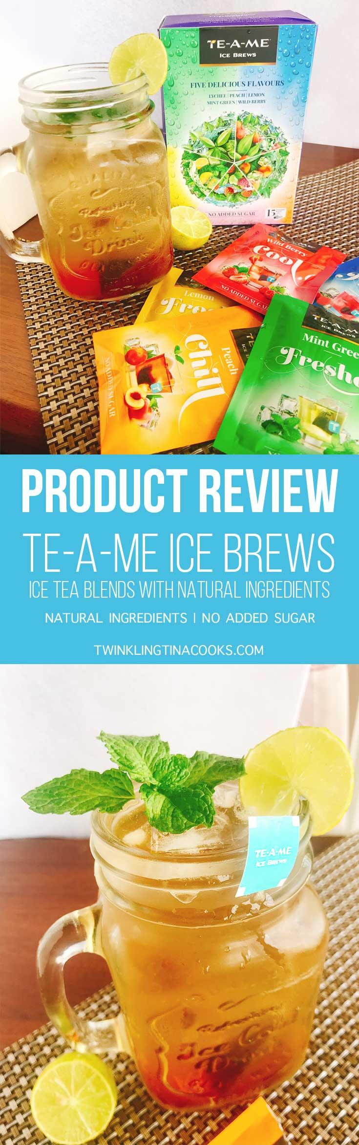TE-A-ME-Ice Brews review
