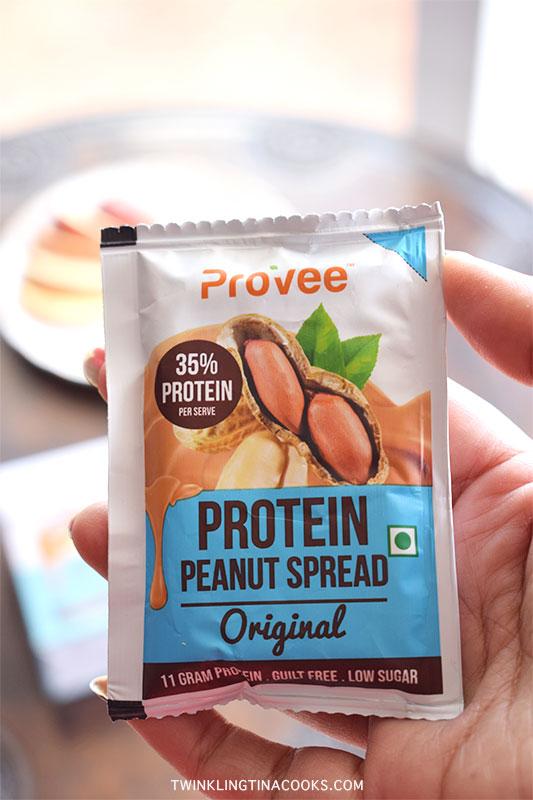 provee peanut spread
